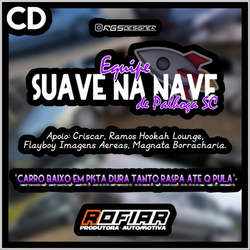 CD EQUIPE SUAVE NA NAVE