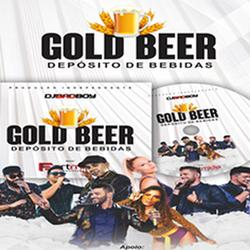 Cd Gold Beer  - Funk e Etc