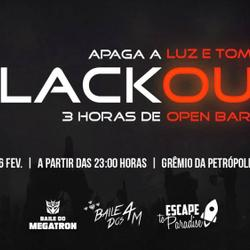 CD BlackOut - DJ Luis Oficial