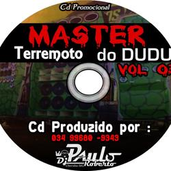 Cd Master Terremoto 03 as Top Do Carnaval