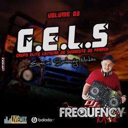 CD G.E.L.S Vol03 - DJ Frequency Mix