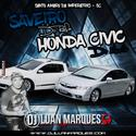 Honda Civic do Murilo e Saveiro do Rafa - DJ Luan Marques - 01