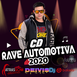 CD Rave automotiva 2020