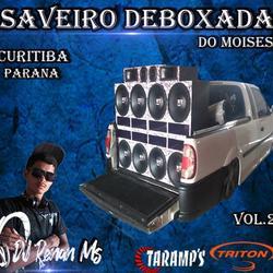 CD SAVEIRO DEBOXADA VOL 2 DJ RENAN MS