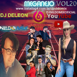 MEGANEJO DJ NILDO MIX VOL20