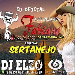 CD AUTO MECANICA FABIANO SERTANEJO 2020