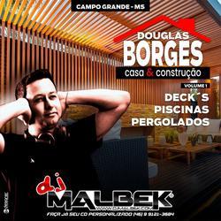 DOUGLAS BORGES DECKS E PERGOLADOS VOL1