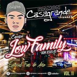 CD EQUIPE LOW FAMILY BOM JESUS VOL 11