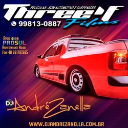CD THREE F FILMS  DJ Andre Zanella