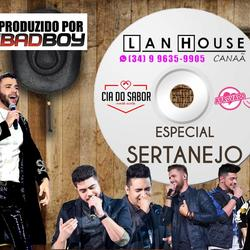 Cd Lan House Canaa - Especial Sertanejo