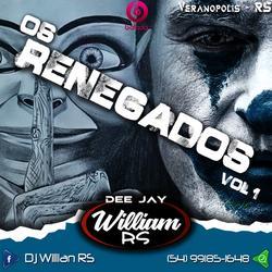CD - Equipe Os Renegados Volume.01