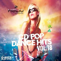 CD Pop Dance Hits Vol.18 ( DJ Helio De Souza )