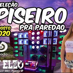 PISEIRO PRA PAREDAO AGOSTO 2020 TOP
