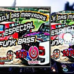 CD BAILE DAS MARVADAS ESPECIAL FUNK BASS