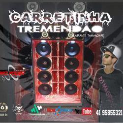 CARRETINHA TREMENDAO DJ MAGRINHO PR