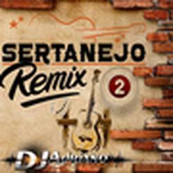 CD SERTANEJO REMIX VOL 2 EXCLUSIVO