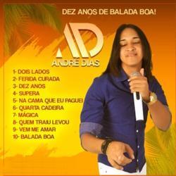 André Dias CD verão 2020