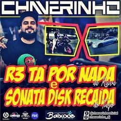 Cd R3 Ta Por Nada e Sonata Disk Recaida