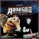 CD ArteSom Vol02 - Frequency Mix - 00