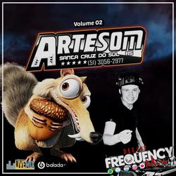 CD ArteSom Vol02 - Frequency Mix