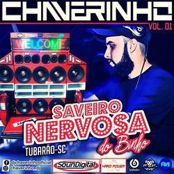 Cd Saveiro Nervosa Do Binho Vol.1