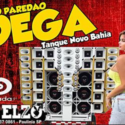 CD PAREDAO DO DEGA BY DJ ELZO