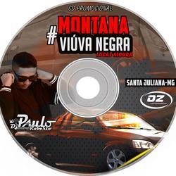 Cd Montana Viuva Negra do LucasMouraDjPR