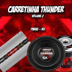 Carretinha Thunder volume 2