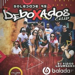 CD DEBOXADOS CLUB VOL 02 DJ TIAGO LAUREA
