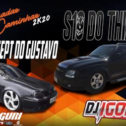 CD S10 DO THIAGAO E GOLF MK4 DO GUSTAVO