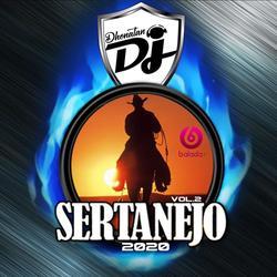 CD SERTANEJO 2020 VOL 2 SO AS TOPS