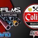 ABACAXI FILMS E COLINA BISTRO BAR - 00 DJ Igor Fell e DJ Octavio