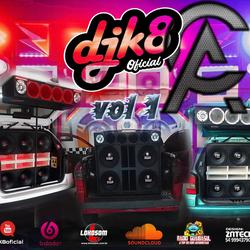 dj k8 - Cd Atrevidos Club vol.1