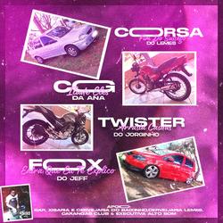 TWISTER ARRASTA CASADAS E CORSA FIM DO S