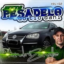 CD JETTA PESADELO DO TIO DANI VOLUME 2