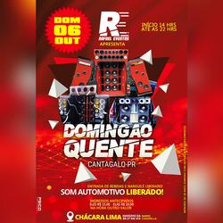 DOMINGAO QUENTE - DJ KEITY