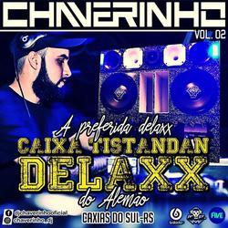 Cd Caixa Tistandan Delaxx Do Alemao Vol2