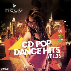 CD Pop Dance Hits Vol.36 ( DJ Helio De Souza )