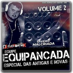 CD Equipancada vol 2 Djcleitonmix