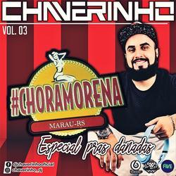 Cd Grupo Chora Morena Vol.3 Esp Danadas