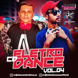 CD Eletro Dance Vol.04 2021 (Só As Melhores)
