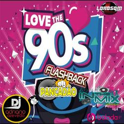 CD FLASH BACK PANCADAO IN THE MIX