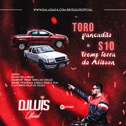 TORO PANCADAO E S10 TREMETERRA D ALISSON