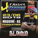 4 Trilha do Maquine - DJ Diego Aprenda a Respeitar 00