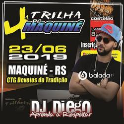 CD 4 Trilha do Maquine