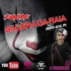 EQUIPE GALERA DA RAIA CERRO AZUL PR