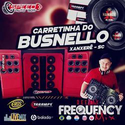 CD Carretinha do Busnello - DJ Frequency