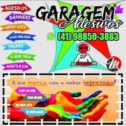 CD Garagem adesivos Vol 7 DJ ericles PR
